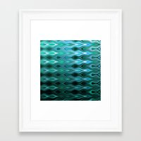 sail Framed Art Prints featuring Sail by SensualPatterns