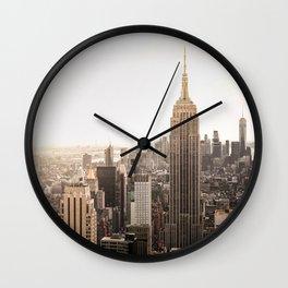 Empire Love Wall Clock