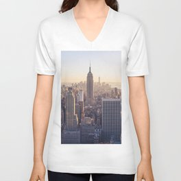 The View Unisex V-Neck