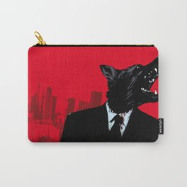Humanity is overrated Carry-All Pouch