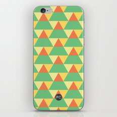 The Trees Change iPhone & iPod Skin