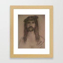 My Sweet Lord Framed Art Print