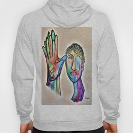 American Sign Language Grandfather Hoody