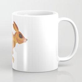 See Bunny Run Coffee Mug