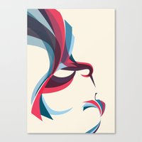 hummingbird Canvas Prints featuring Hummingbird by Jay Fleck