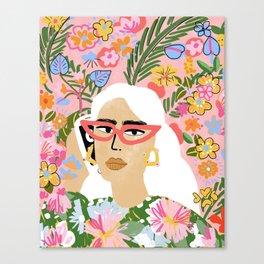 Fashion Is Calling Me Canvas Print