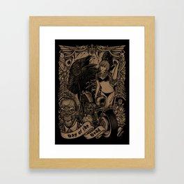 Winya No. 32 Framed Art Print