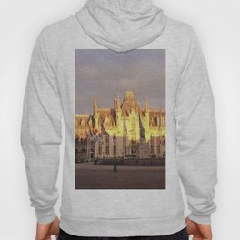 The Provincial Court of Bruges Hoody