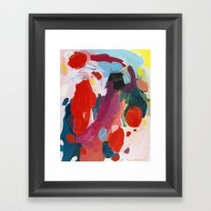 Color Study No. 1 Framed Art Print