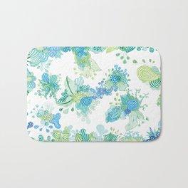 Flora 2 Bath Mat