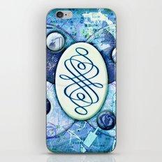 Melissa (#TheAccessoriesSeries) iPhone & iPod Skin