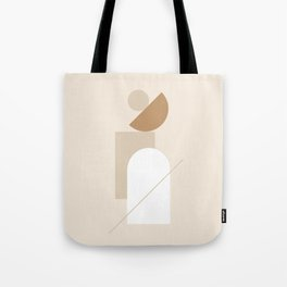 PADRONA DI SÉ - Be the Master of Yourself - Modern abstract art Tote Bag