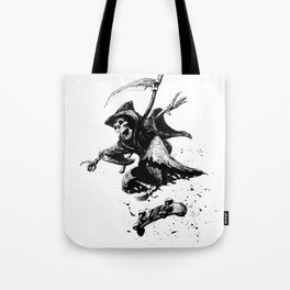 Death Skates! Tote Bag