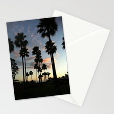 santa barbara sky Stationery Cards