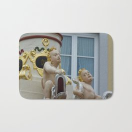 St. Peter's Fountain Bath Mat