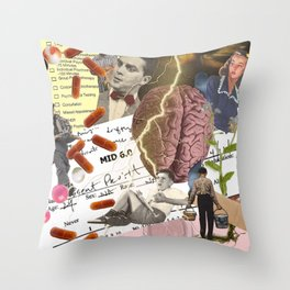 296.33 300.15 [Diagnoses] Throw Pillow