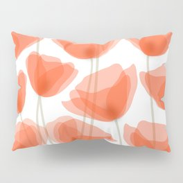 poppies Pillow Sham