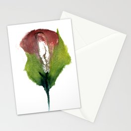 Ceren's Flower Stationery Cards