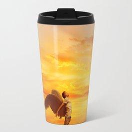 leaving your world Travel Mug