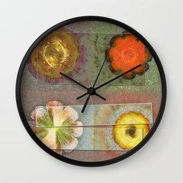 Nondebilitation Quality Flowers  ID:16165-152534-22541 Wall Clock
