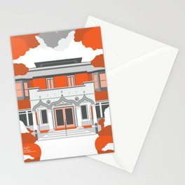 Sanctuary XI Stationery Cards