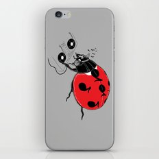 DJ beatLE  iPhone & iPod Skin