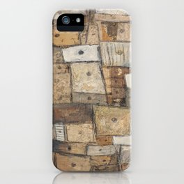 drawer iPhone Case