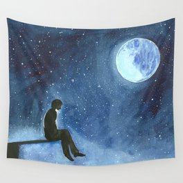 Serendipitous Skies Wall Tapestry