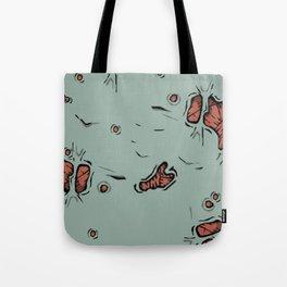 Piesl zombies Tote Bag