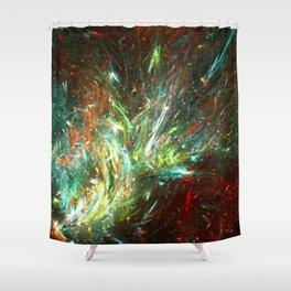 Etincelles Shower Curtain