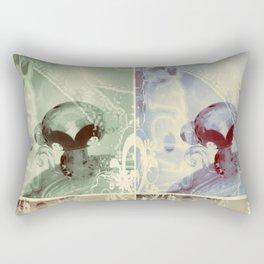 4 Keys - ILL Design - Roth Gagliano Rectangular Pillow
