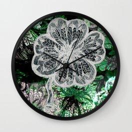 get friends get lucky Wall Clock