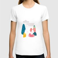 rocky T-shirts featuring Rocky Road by Brigitte Huynh