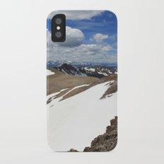 Mt Democrat Slim Case iPhone X