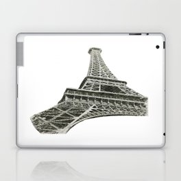 Eiffel Tower Sketch  Laptop & iPad Skin