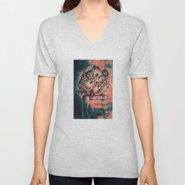 Hypertension Unisex V-Neck