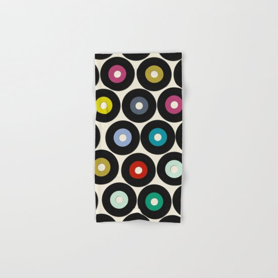 VINYL Hand & Bath Towel