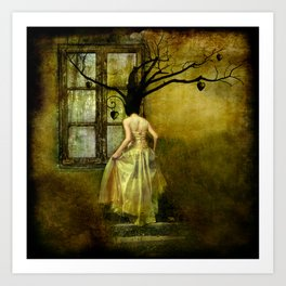 The Other Window Art Print