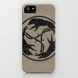 Running Wild iPhone Case