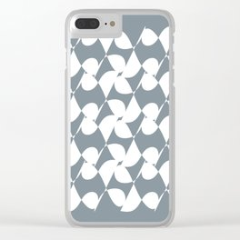 Little Loops Clear iPhone Case
