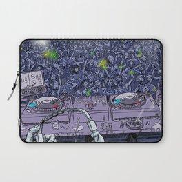 Old Skool DJ Laptop Sleeve