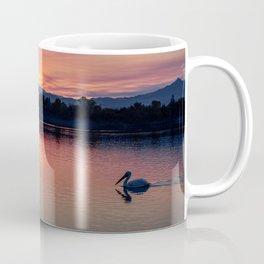 Quarry Lakes Sunrise 2 Coffee Mug