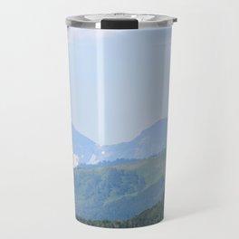 3 Utah Mountains Travel Mug