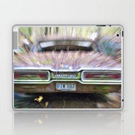 Thunderbird Lanes Laptop & iPad Skin