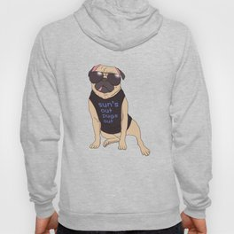 Sun's Out Pugs Out Hoody