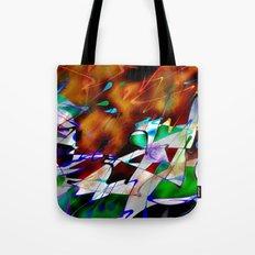 Abstract Inc. Tote Bag
