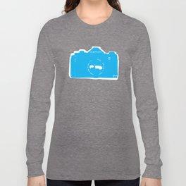Cam-on Photo Long Sleeve T-shirt