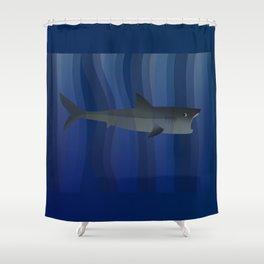 SAY ARGH Shower Curtain