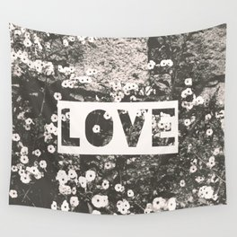 love VII Wall Tapestry