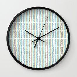 curtains Wall Clock